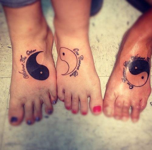 ying yang trio